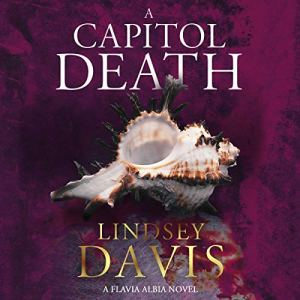 A Capitol Death Audiobook By Lindsey Davis cover art
