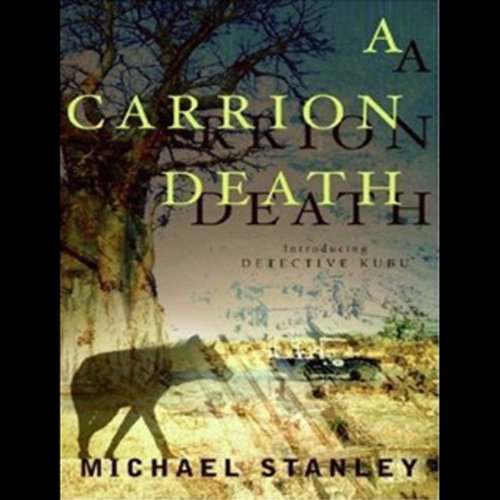 A Carrion Death Audiobook By Michael Stanley cover art