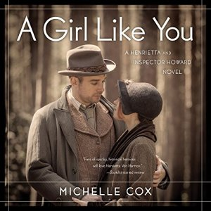 A Girl Like You Audiobook By Michelle Cox cover art