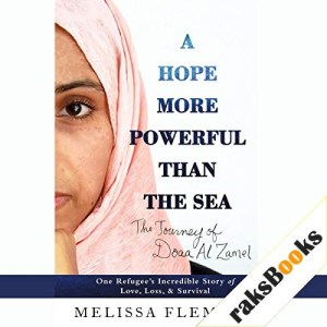 A Hope More Powerful Than the Sea Audiobook By Melissa Fleming cover art