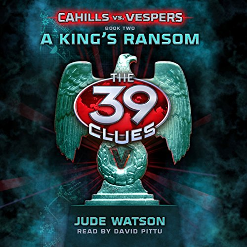 A King's Ransom Audiobook By Jude Watson cover art