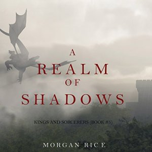 A Realm of Shadows Audiobook By Morgan Rice cover art