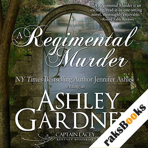 A Regimental Murder Audiobook By Ashley Gardner, Jennifer Ashley cover art