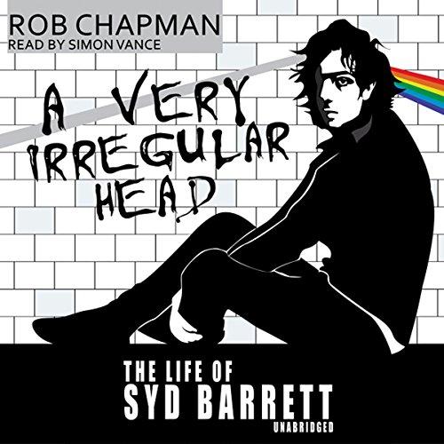 A Very Irregular Head Audiobook By Rob Chapman cover art