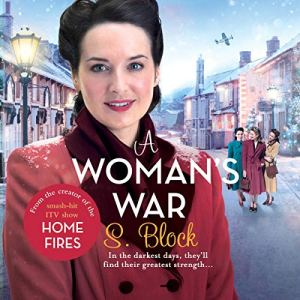 A Woman's War Audiobook By S. Block cover art