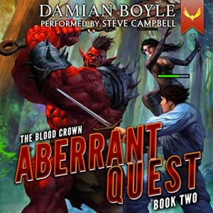 Aberrant Quest Audiobook By Damian Boyle cover art