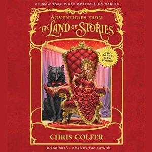 Adventures from the Land of Stories Boxed Set Audiobook By Chris Colfer cover art