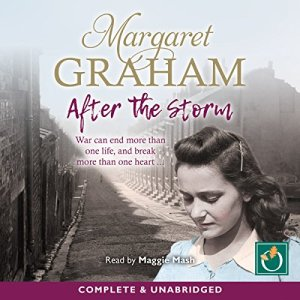 After the Storm Audiobook By Margaret Graham cover art