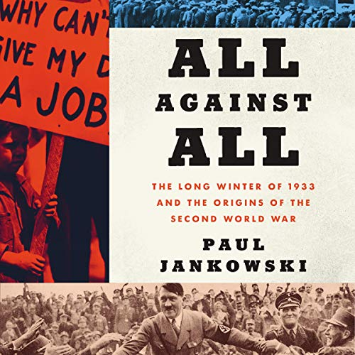 All Against All Audiobook By Paul Jankowski cover art