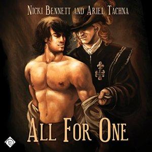 All for One Audiobook By Nicki Bennett, Ariel Tachna cover art