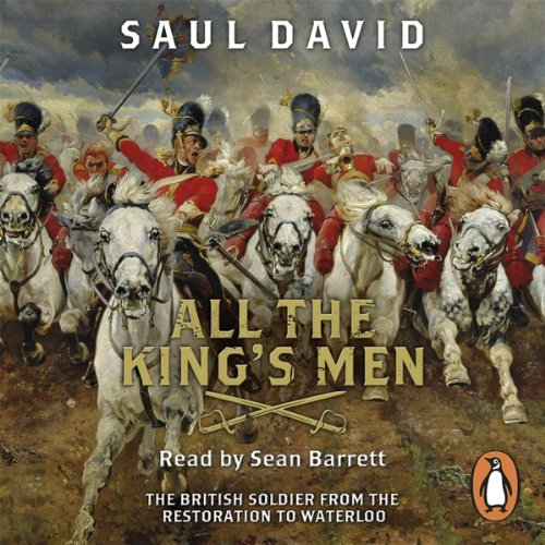All the King's Men Audiobook By Saul David cover art