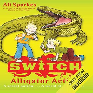Alligator Action Audiobook By Ali Sparkes cover art