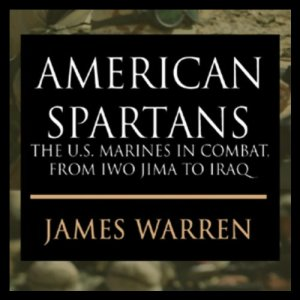 American Spartans Audiobook By James A. Warren cover art