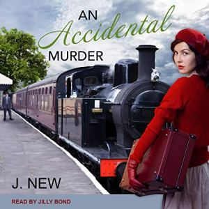 An Accidental Murder Audiobook By J. New cover art