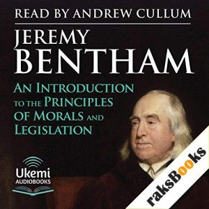 An Introduction to the Principles of Morals and Legislation Audiobook By Jeremy Bentham cover art