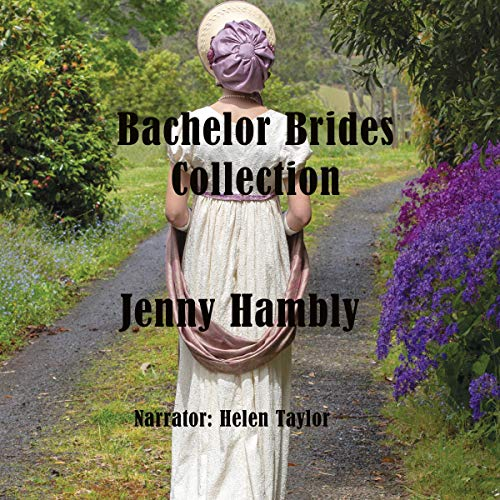 Bachelor Brides Collection Audiobook By Jenny Hambly cover art