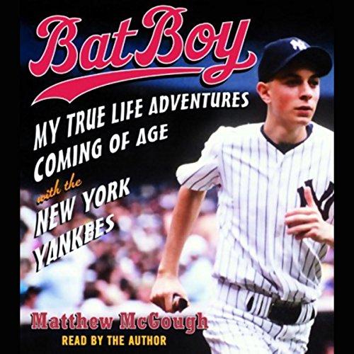 Bat Boy Audiobook By Matthew McGough cover art