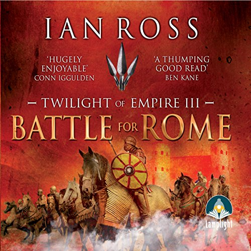 Battle for Rome Audiobook By Ian Ross cover art