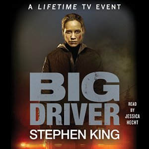 Big Driver Audiobook By Stephen King cover art