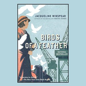 Birds of a Feather Audiobook By Jacqueline Winspear cover art