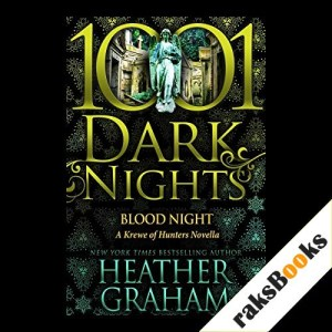 Blood Night Audiobook By Heather Graham cover art