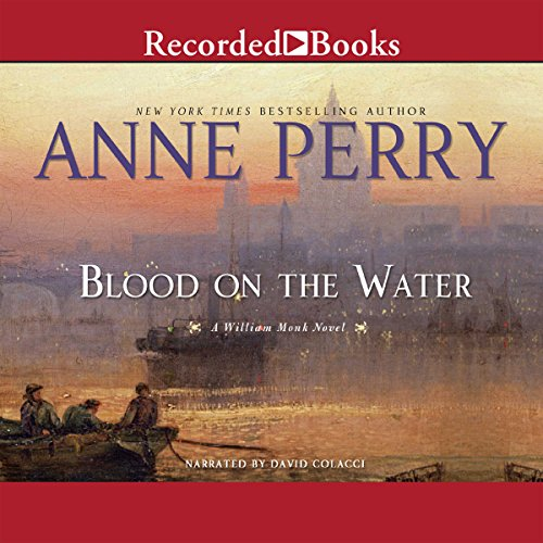 Blood on the Water Audiobook By Anne Perry cover art