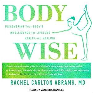 BodyWise Audiobook By Rachel Carlton Abrams cover art