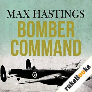 Bomber Command Audiobook By Max Hastings cover art