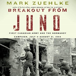 Breakout from Juno Audiobook By Mark Zuehlke cover art