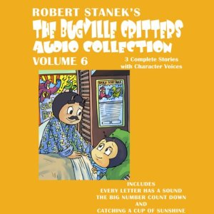 Bugville Critters Audio Collection 6 Audiobook By Robert Stanek cover art