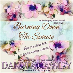 Burning Down the Spouse Audiobook By Dakota Cassidy cover art