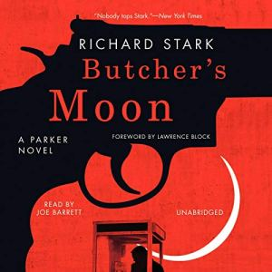 Butcher's Moon Audiobook By Richard Stark cover art