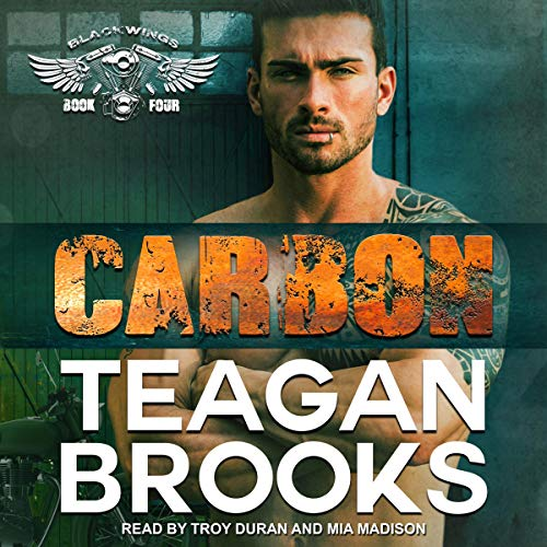 Carbon Audiobook By Teagan Brooks cover art