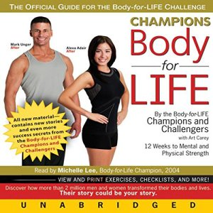 Champions Body-for-LIFE Audiobook By Art Carey cover art