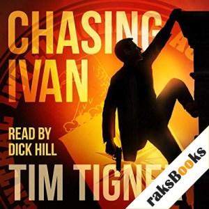 Chasing Ivan Audiobook By Tim Tigner cover art