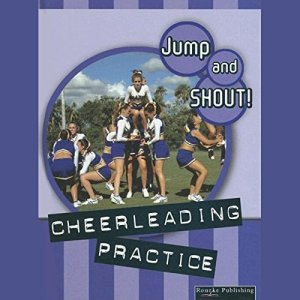 Cheerleading Practice Audiobook By Tracy Maurer cover art