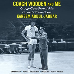 Coach Wooden and Me Audiobook By Kareem Abdul-Jabbar cover art