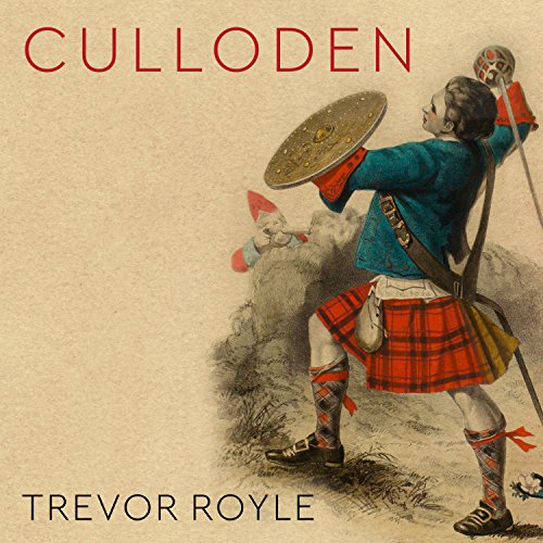 Culloden Audiobook By Trevor Royle cover art