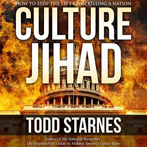 Culture Jihad Audiobook By Todd Starnes cover art
