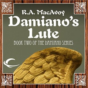 Damiano's Lute Audiobook By R. A. MacAvoy cover art