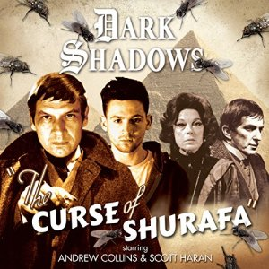 Dark Shadows - The Curse of Shurafa Audiobook By Rob Morris cover art