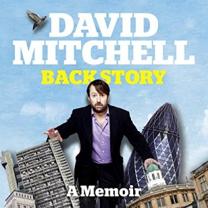 David Mitchell: Back Story Audiobook By David Mitchell cover art