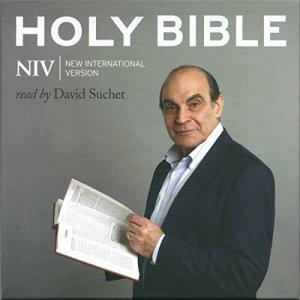 David Suchet Audio Bible - New International Version, NIV: Complete Bible Audiobook By Biblica cover art