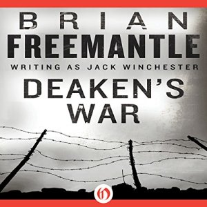 Deaken's War Audiobook By Brian Freemantle cover art