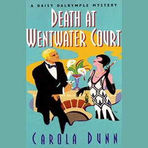 Death at Wentwater Court Audiobook By Carola Dunn cover art