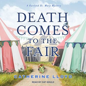 Death Comes to the Fair Audiobook By Catherine Lloyd cover art