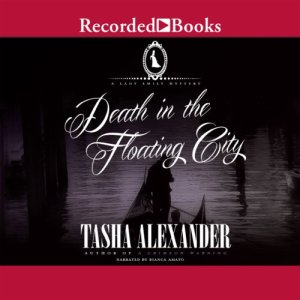 Death in the Floating City Audiobook By Tasha Alexander cover art
