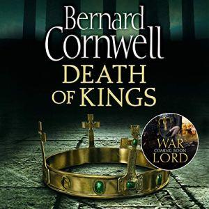 Death of Kings Audiobook By Bernard Cornwell cover art