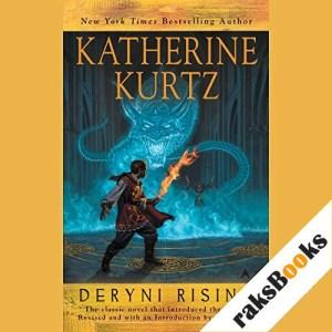 Deryni Rising Audiobook By Katherine Kurtz cover art