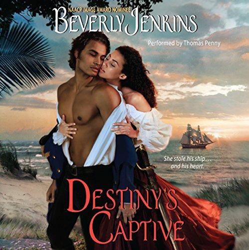 Destiny's Captive Audiobook By Beverly Jenkins cover art